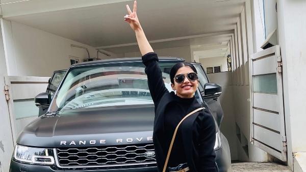 Rashmika Mandanna Brings Home A New Swanky Car; Shares The Picture!