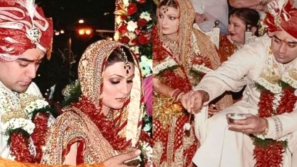 Riddhima Kapoor's Anniversary Post For Hubby Bharat Features Some Unseen Moments From Their Wedding