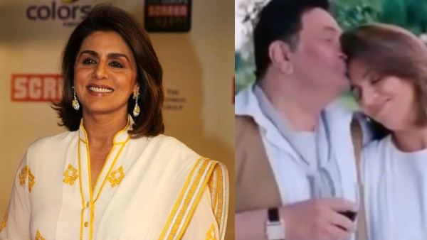 Neetu Kapoor's Anniversary Post For Late Hubby Rishi Kapoor Will Make You Emotional