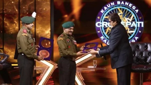 KBC 12 Grand Finale: Big B Honours Kargil War Heroes