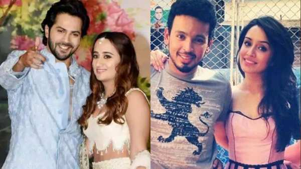 Varun Dhawan Hints At Shraddha-Rohan Shrestha's Wedding