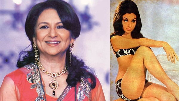 Sharmila Tagore On Posing In A Bikini For A Magazine In 1966: My Life Choices Have Been Unconventional