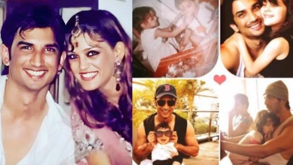 Sushant Singh Rajput's Birth Anniversary: Shweta Singh Kirti Shares Fond Memories Of The Late Actor