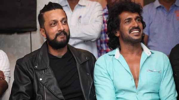 Sudeep Joins Upendra In R Chandru's Multilingual Period Film Kabza, Makers Unveil His First Look Poster