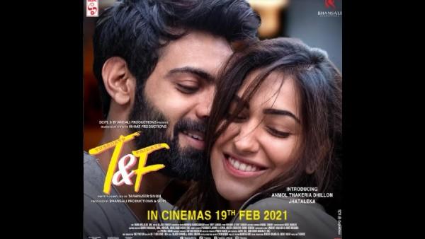 Sanjay Leela Bhansali's Tuesdays & Fridays First Look: Anmol Thakeria Dhillon & Jhatalekha Share A Cute Moment