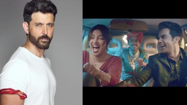 <strong>ALSO READ: </strong>Hrithik Roshan Reviews Priyanka Chopra's-Rajkummar Rao's The White Tiger; Says 'Take A Bow, You Two'