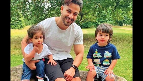 Kunal Kemmu Shares His Take On Star Kids Getting Papped