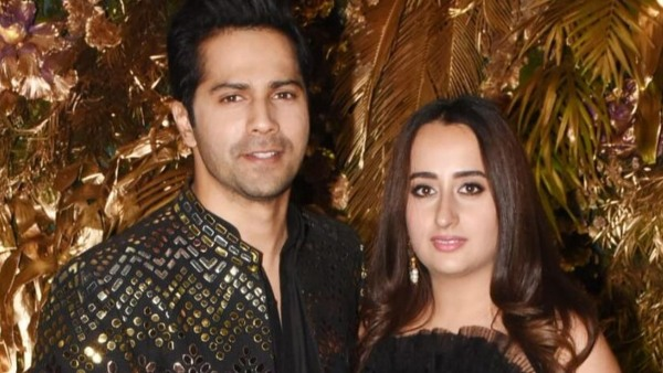 Varun & Natasha Are Married: This Is How The Groom Arrived!