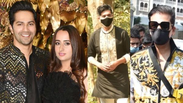 Varun Weds Natasha: KJo & Manish Set To Attend!