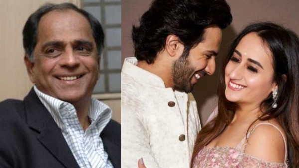 Did Pahlaj Nihalani Just Confirm Varun-Natasha's Wedding?