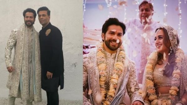 Karan Pens An Emotional Post On Varun Dhawan's Wedding