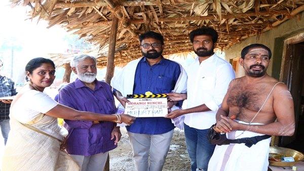 NFDC Begins Shooting Of Korangi Nunchi (Who Will Marry Thomas?) Starring Vikranth Santosh