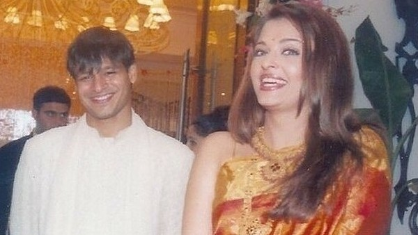 Unseen Picture Of Aishwarya Rai And Vivek Oberoi Goes Viral