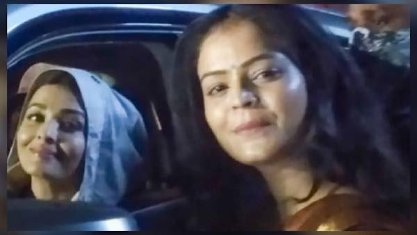 Aishwarya Rai Bachchan Attends Cousin's Wedding Along With Aaradhya & Abhishek Bachchan [Inside Pictures]
