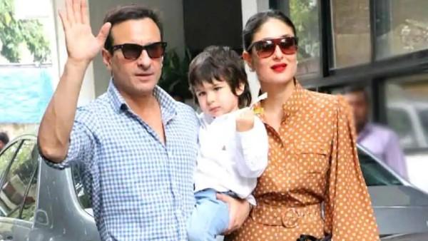 Saif Ali Khan-Kareena Kapoor's New House Has A Feel Of Their Own Pad