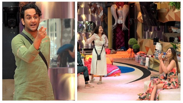BB 14: Nikki Gets Into An Ugly Fight With Vikas & Devoleena