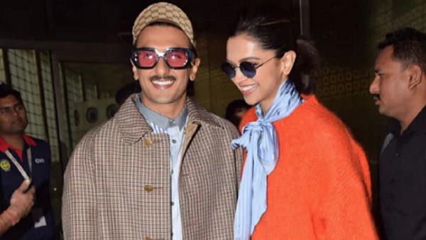 Deepika Padukone Shares Her Thoughts On Hubby Ranveer Singh As An Actor