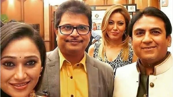 Taarak Mehta Ka Ooltah Chashmah: Disha Vakani's Pic With Dilip & Munmun Sparks Speculations Of Her Return
