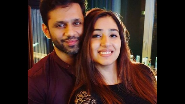Disha Parmar Breaks Her Silence On Entering The Bigg Boss House To Support Beau Rahul Vaidya