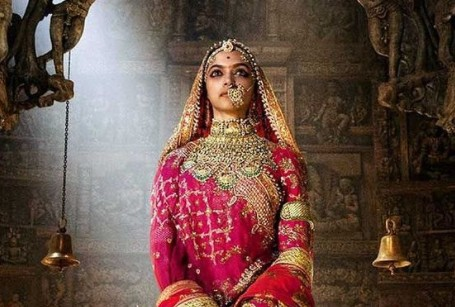 Deepika Padukone Rings In 3 Years Of Padmaavat