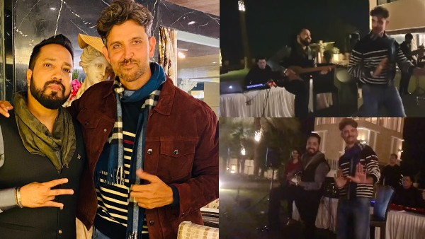 ALSO READ: Hrithik Roshan's New Year 2021 Bash: Superstar Dances To Ek Pal Ka Jeena Song & It's A Treat For All Fans!