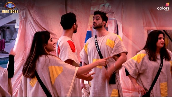 Bigg Boss 14: Aly And Abhinav Get Into An Ugly Fight