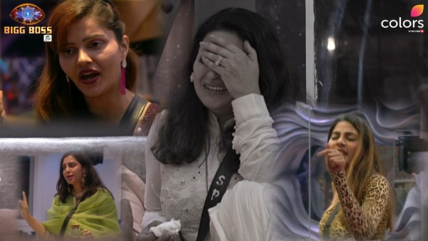 Bigg Boss 14: Housemates Slam Sonali For Throwing Food