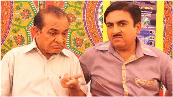 Dilip Joshi's Reaction On Seeing Ghanshyam Nayak On The Sets