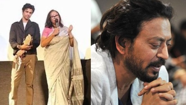 Irrfan Khan's Wife Remembers Actor In Her Emotional Speech; 'His Finish Line Came Too Soon But He Played Well'