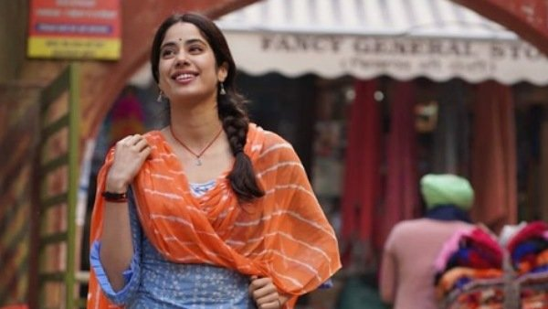 Janhvi Kapoor Wraps Up Good Luck Jerry, Recalls Working Tirelessly To Create Something Exciting