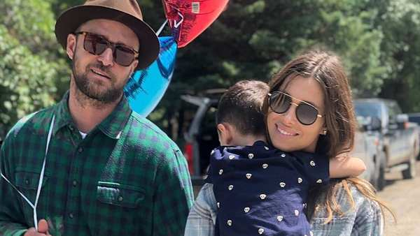 Justin Timberlake Confirms Welcoming Second Child With Jessica Biel, Names Son Phineas