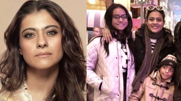 Kajol On Why She Doesn't Believe In Parenting Books