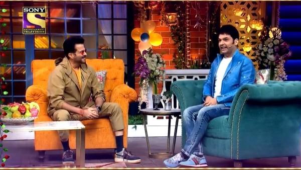 Anil Kapoor & Kapil Sharma