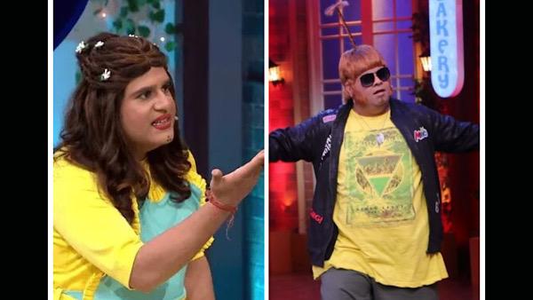 The Kapil Sharma Show: All Is Not Well Between Kiku Sharda & Krushna Abhishek? The Comedians Respond