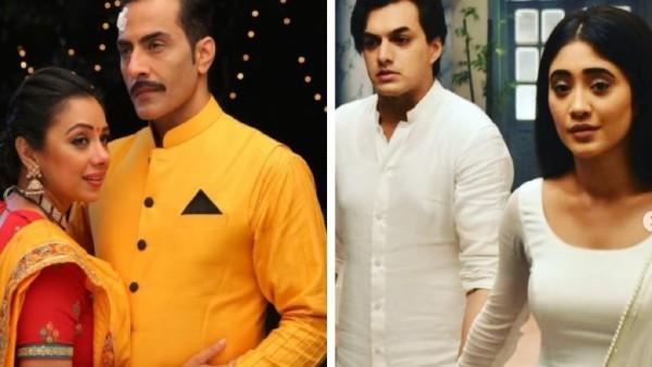 Latest TRP Ratings: Anupamaa Rules The Chart; Yeh Rishta Kya Kehlata Hai Returns To Top 5