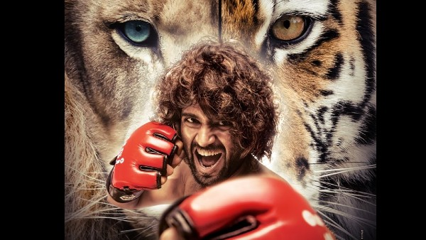 Liger First Look: Vijay Deverakonda Roars Like A Tiger In His Bollywood Debut Opposite Ananya Panday