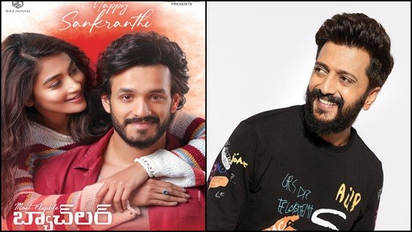Riteish Is All Praise For Most Eligible Bachelor's Poster