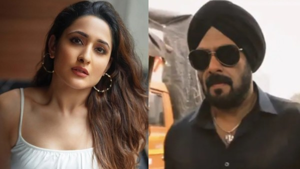 Antim: South Actress Pragya Jaiswal To Romance Salman Khan In Mahesh Manjrekar's Directorial