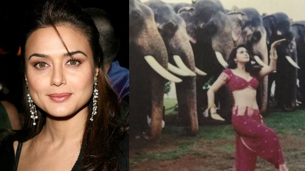 Preity Zinta Recalls Shooting For Dil Se Song Jiya Jale