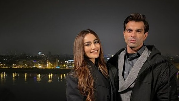 KSG & Surbhi Shoot In Belgrade