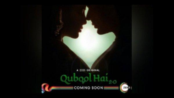 Surbhi Jyoti Shares Qubool Hai 2.0 Poster
