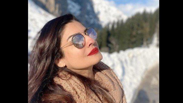 Raveena Tandon On Shooting In Himachal Pradesh
