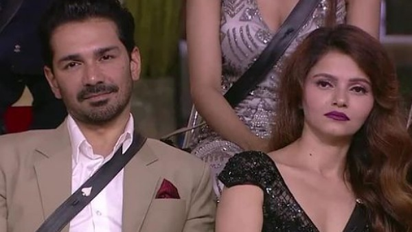 Bigg Boss 14: Netizens Call Out Abhinav Shukla's Hypocrisy To Bash Rubina Dilaik's Closeness To Aly Goni