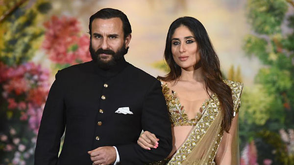 Kareena Kapoor Khan Spills The Beans About Her Fights With Saif Ali Khan!