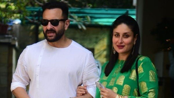 Saif Ali Khan Is Excited About Being A Father Again