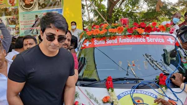 Swimmer Saving Lives Starts Sonu Sood Ambulance Service
