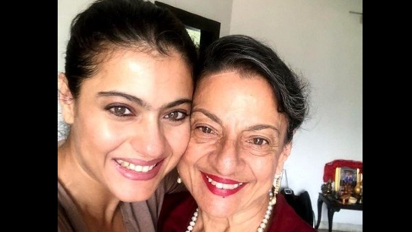 Kajol Reveals How She Dealt With Lockdown: It Was An Interesting Quarantine For Us As A Family