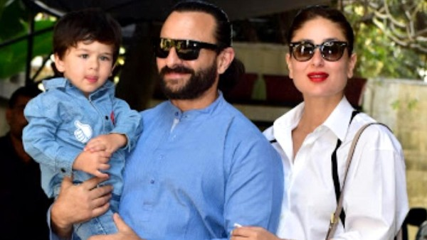 From Taimur's Own Room To A New Nursery For Saif-Kareena's Second Baby