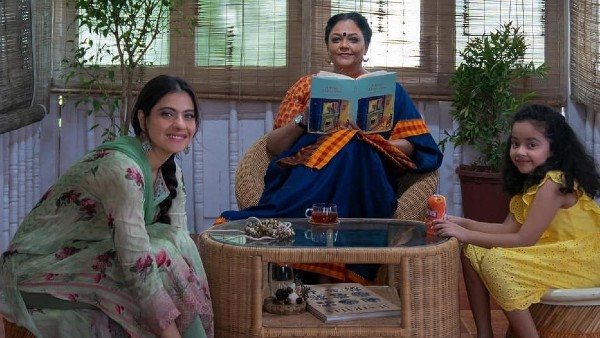 Tribhanga Movie Review: Renuka Shahane Deserves Three Cheers For Daring To Play Bold With This Kajol Starrer