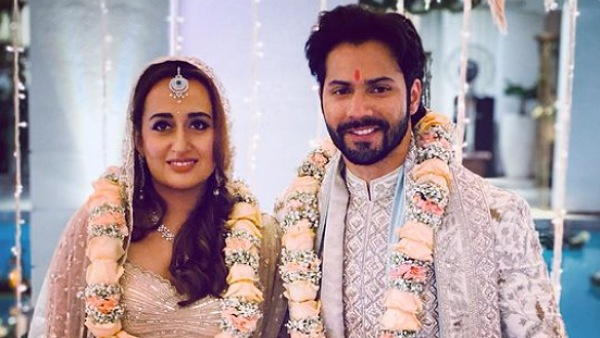 Varun Dhawan Expresses Gratitude Post His Wedding; Tells Fans 'Me And Natasha Received So Much Of Love'